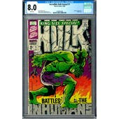 Incredible Hulk Annual #1 CGC 8.0 (W) *0329830008*