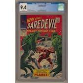 Daredevil #28 CGC 9.4 (W) *0336162001*