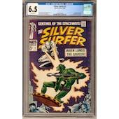 Silver Surfer #2 CGC 6.5 (W) *0336162005*