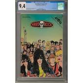 Hard Rock Comics #10 CGC 9.4 (W) *0344155007*