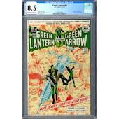 Green Lantern #86 CGC 8.5 (OW-W) *0353265003*