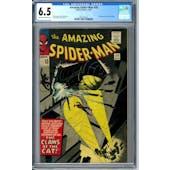 Amazing Spider-Man #30 CGC 6.5 (OW-W) *0357216016*