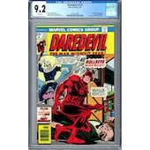 Daredevil #131 CGC 9.2 (W) *0357224004*