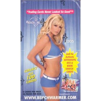 BenchWarmer Series 1 Hobby Box (2005)