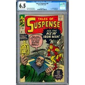 Tales of Suspense #48 CGC 6.5 (OW-W) *0359346021*