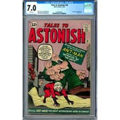 Tales to Astonish #38 CGC 7.0 (W) *0359349001*