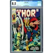 Thor #160 CGC 8.5 (OW-W) *0359349011*