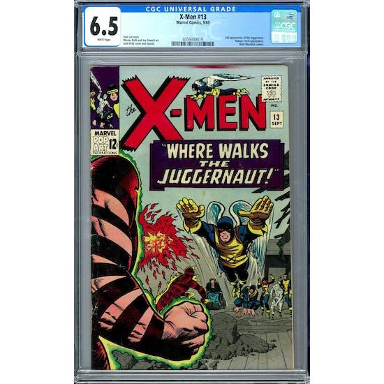 X-Men #13 CGC 6.5 (W) *0359349019*