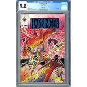 Harbinger #0 CGC 9.8 (W) *0359551006*