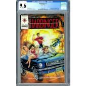 Harbinger #1 CGC 9.6 (W) *0359551007*