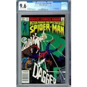 Spectacular Spider-Man #64 CGC 9.6 (OW-W) *0359551011*
