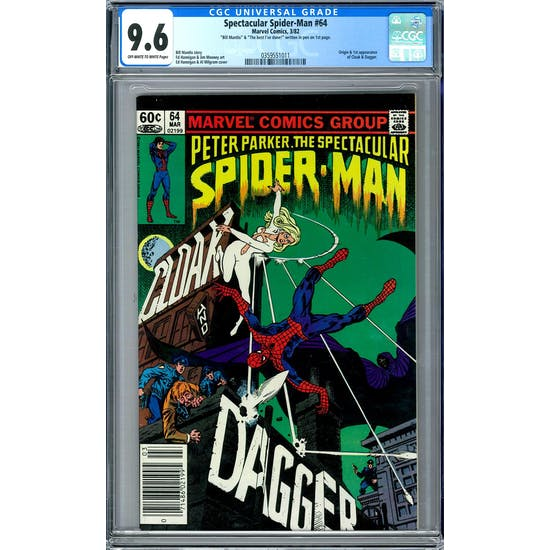 Spectacular Spider-Man #64 Famous5 - (Hit Parade Inventory)
