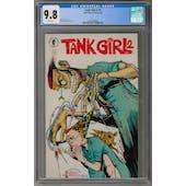 Tank Girl 2 #1 CGC 9.8 (W) *0359559006*