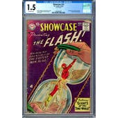 Showcase #14 CGC 1.5 (OW) *0360040007*