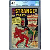Strange Tales #115 CGC 4.0 (OW-W) *0360040018*