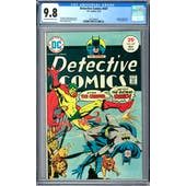 Detective Comics #447 CGC 9.8 (OW-W) *0361049027*