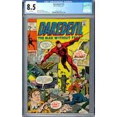 Daredevil #74 CGC 8.5 (W) *0361371007*