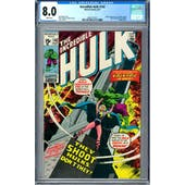 Incredible Hulk #142 CGC 8.0 (W) *0361371017*