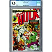 Incredible Hulk #162 CGC 9.6 (OW-W) *0361371018*