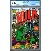 Incredible Hulk #175 CGC 9.6 (W) *0361371019*