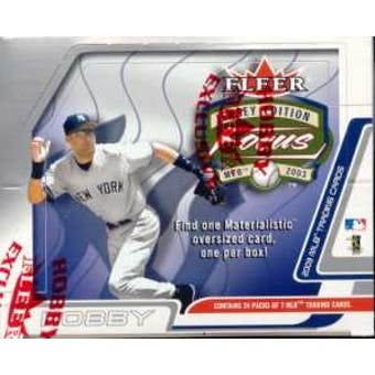 2003 Fleer Focus Jersey Edition Baseball Hobby Box