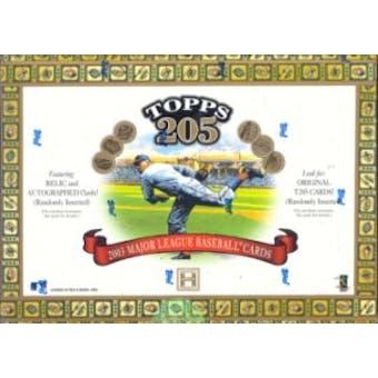2003 Topps T-205 Series 1 Baseball Hobby Box