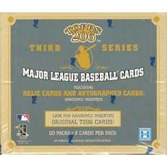 2002 Topps T-206 Series 3 Baseball Hobby Box