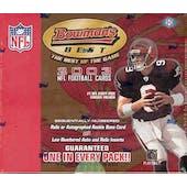 2003 Bowman's Best Football Hobby Box