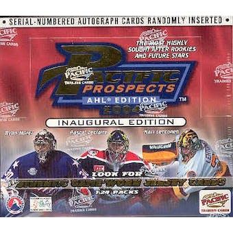 2003/04 Pacific Prospects AHL Edition Hockey Hobby Box