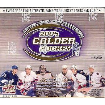 2003/04 Pacific Calder Hockey Hobby Box