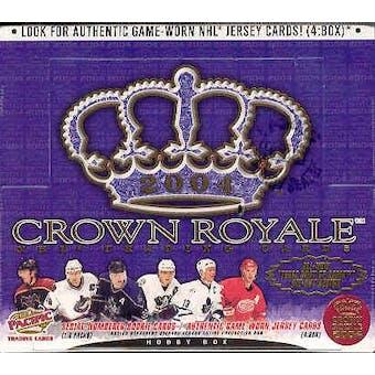 2003/04 Pacific Crown Royale Hockey Hobby Box