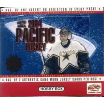 2003/04 Pacific Hockey Hobby Box