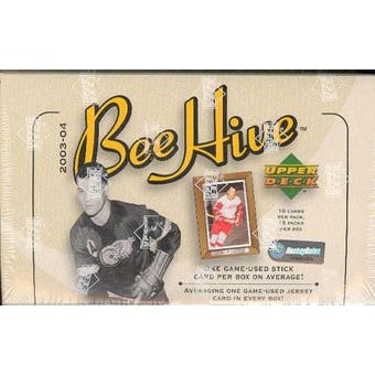 2003/04 Upper Deck Beehive Hockey Hobby Box