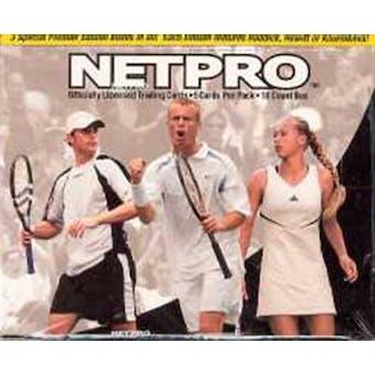 2003 NetPro Tennis Hobby Box