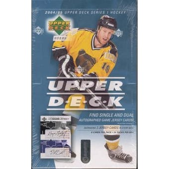 2004/05 Upper Deck Hockey Hobby Box