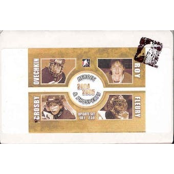 2004/05 In The Game Heroes & Prospects Hockey Update Set (Box)