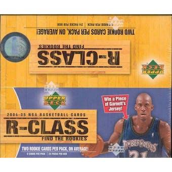 2004/05 Upper Deck R-Class Basketball Hobby Box