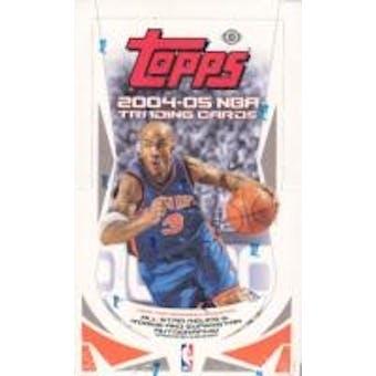 2004/05 Topps Basketball Hobby Box