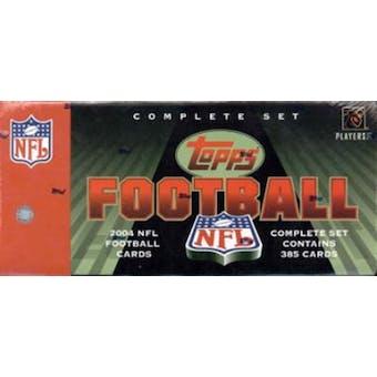2004 Topps Football Factory Set (Box)