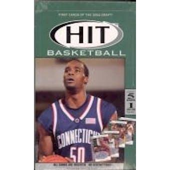 2004/05 Sage Hit Basketball Hobby Box
