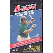 2004 Bowman Baseball Hobby Box