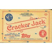 2004 Topps Cracker Jack Baseball Hobby Box (Reed Buy)