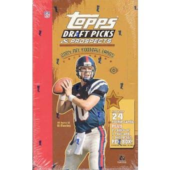 2004 Topps Draft Picks And Prospects Football Hobby Box