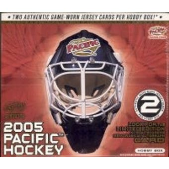 2004/05 Pacific Hockey Hobby Box