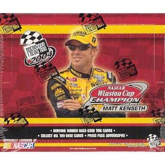 2004 Press Pass Racing Hobby Box