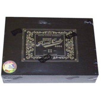 2004 Playoff Prime Cuts Series 2 Baseball Hobby Box