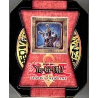 Upper Deck Yu-Gi-Oh 2004 Holiday Total Defense Shogun Tin