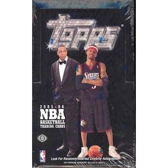 2005/06 Topps Basketball Hobby Box