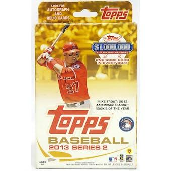 2013 Topps Series 2 Baseball Hanger Box