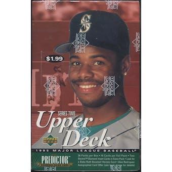 1995 Upper Deck Series 2 Baseball Prepriced Box